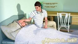 Alex GTS Artist - Miranda is... sick?!