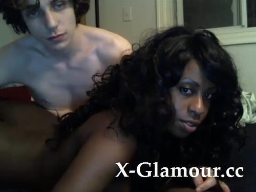 Amateurs - Teen Boy Is Paying Some Black Whore To Fuck With Him [SD/480p]