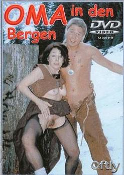 Oma In Den Bergen