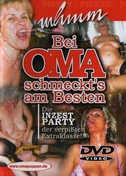 Bei Oma Die Inzest Party Der Verpibten Extraklasse