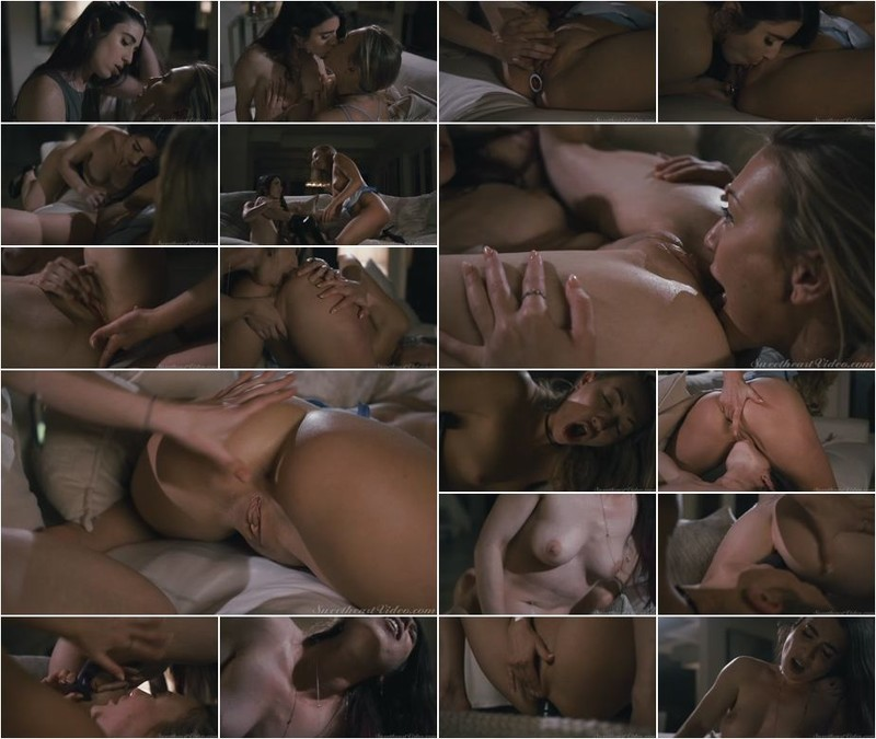 Serena Blair, Adira Allure - Lesbian Anal Vol. 5 Scene 2 - I will show you boring! (1080p)