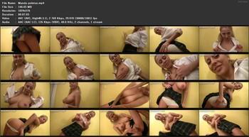 Mandy Dee - Tetona en pelotas, 576p