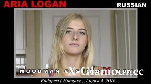 Aria Logan - Casting X 221 (SD)