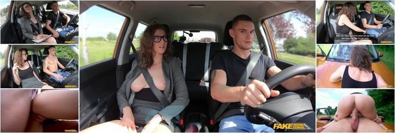 Emylia Argan - MILF instructor fucks her student (HD)