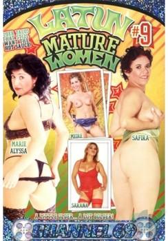 Latin Mature Women #9