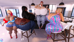 SuperTito - Amirah Booty too BIG
