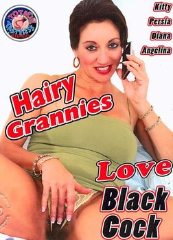 Hairy Grannies Love Black Cock