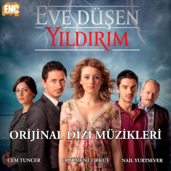 Cem Tuncer - Eve Düşen Yıldırım / Dizi Müzikleri (2021) Full Albüm İndir