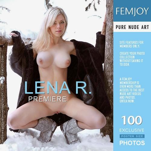 Lena R - Premiere (2021-04-07)