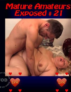 Mature Amateurs Exposed #21