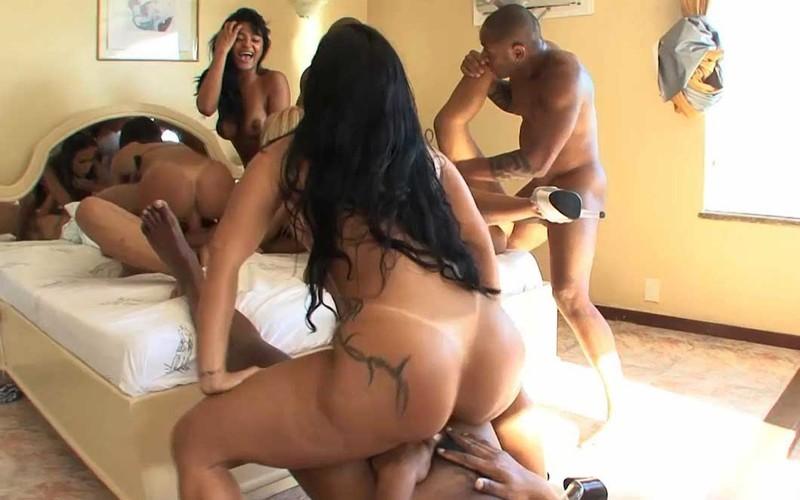 Brazilian Butts Are Made To Be Fucked [HD 720P]