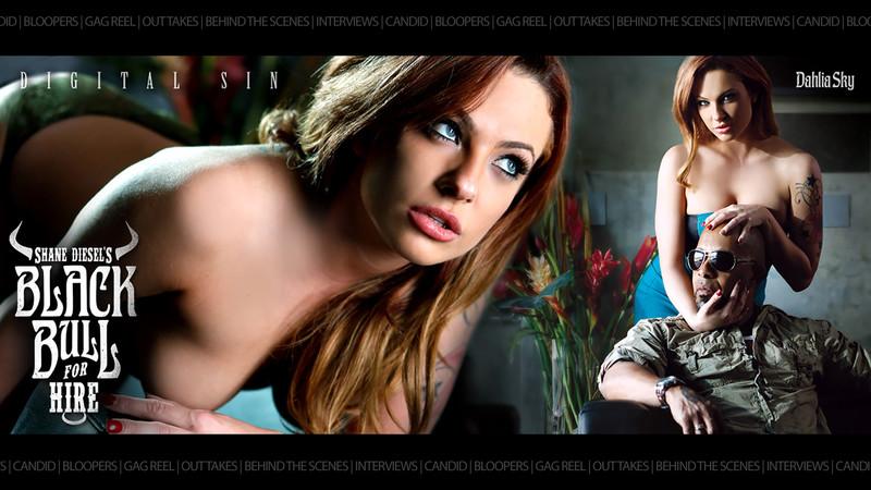 Newsensations - Casey Calvert, Dahlia Sky, Penny Pax, Veronica Avluv