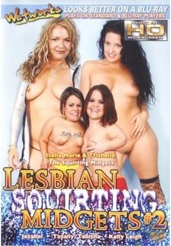 Lesbian Squirting Midgets #2