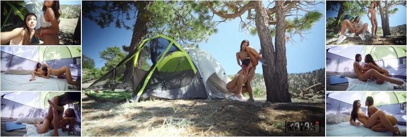 Milana Ricci, Vina Sky - Girls Gone Camping (HD)