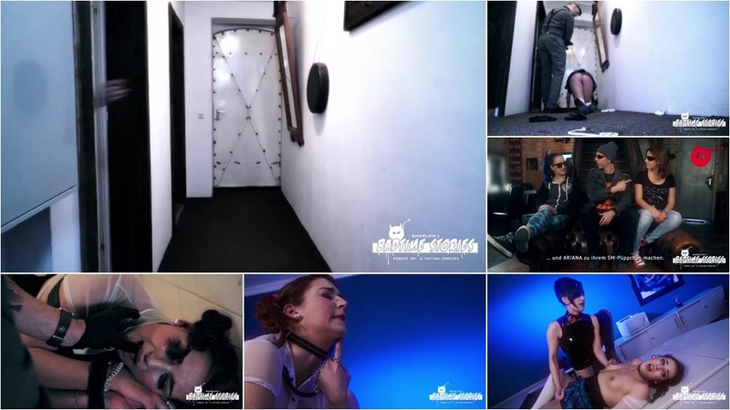 Ariana Love, Princess Of Pain, Hubertus Leischner - The SM-Doll [HD 720p]