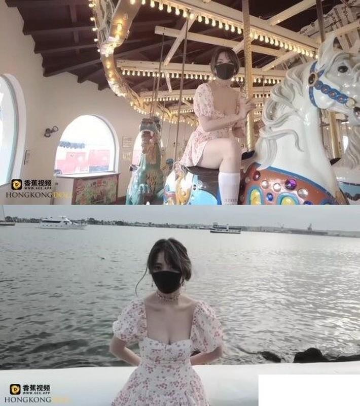 超火香港網紅極品美少女【HongKongDoll】 一日女友姐姐番外篇爆射玩偶姐姐