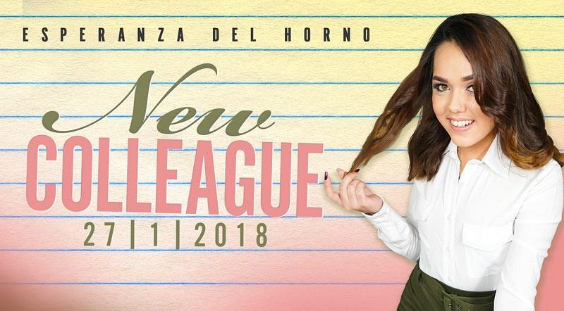 New Colleague Pov Esperanza Del Horno Smartphone