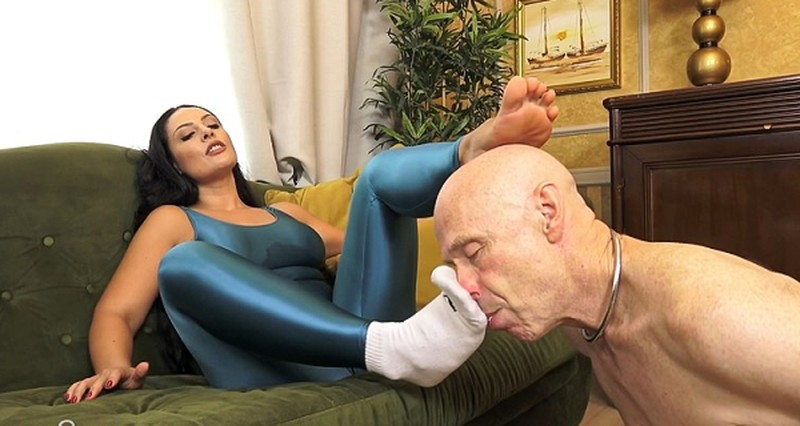 Lost in the scents of My sweaty feet [FullHD 1080P]