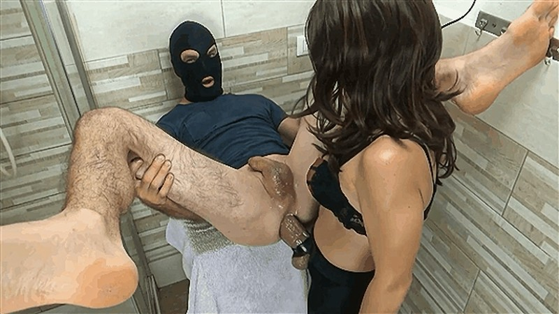 Mistress Strapovskaya - Pegging Huge Strapon 2 [FullHD 1080P]