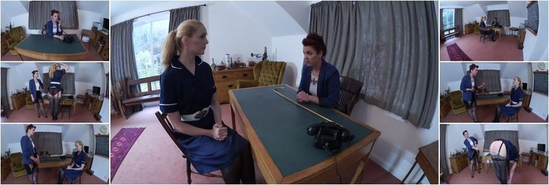 Ariel Anderssen - A Caning for the School Nurse (FullHD)