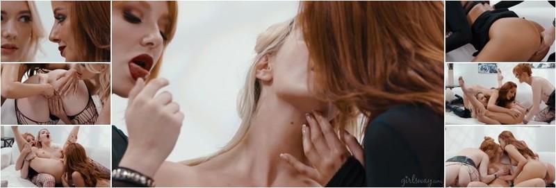 Kenna James, Lacy Lennon, Vanna Bardot - A Devil On Both Shoulders (FullHD)