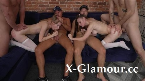 Berlin, Baby Bamby - Skinny Bitch Berlin Penetrates Baby Bambys Ass With Her Hand! Fisting, 0 Pussy, Dap, Group Nrx145 [HD/720p]