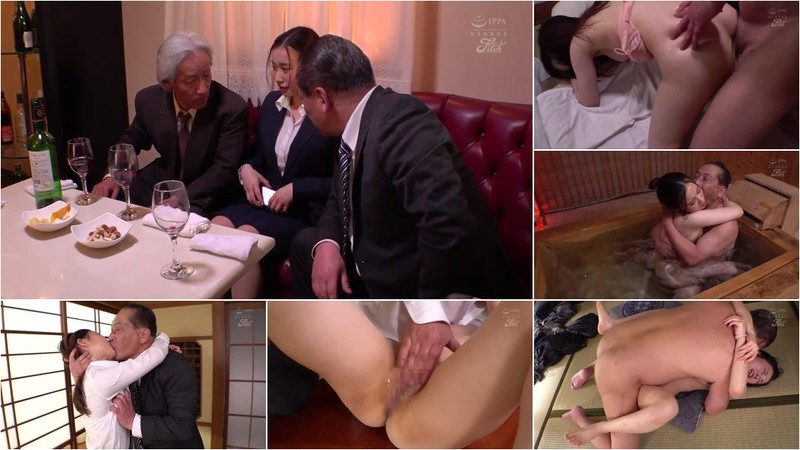 Asakura Kokona - Shared Room At The Inn On A Business Trip! Her Most Hated Boss Makes Her Cum Over And Over [HD 720p]