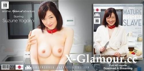 Suzune Yagami - Mature Japanese Slave Suzune Yagami Does It All [FullHD/1080p]