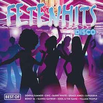 Fetenhits (Disco) (Best Of) (3CD) (2018) Full Albüm İndir