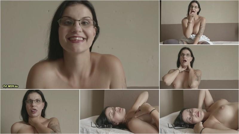 Nova-Nilla - Sexy Schielen mit Muschimassage [FullHD 1080P]