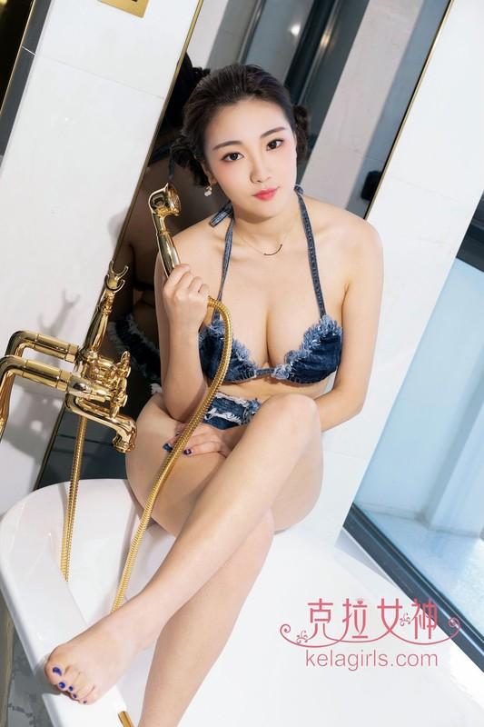 【高圖質寫真】KelaGirls克拉女神2019.04月套圖合集