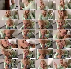 [KathiaNobiliGirls.com/Clips4Sale.com] Kathia Nobili - Blow job in elevator by stranger goddess (Download: Cloudfile)