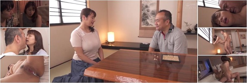 Haruna Hana - Asking My Father-in-law To Make Me Pregnant Without Telling My Husband (HD)
