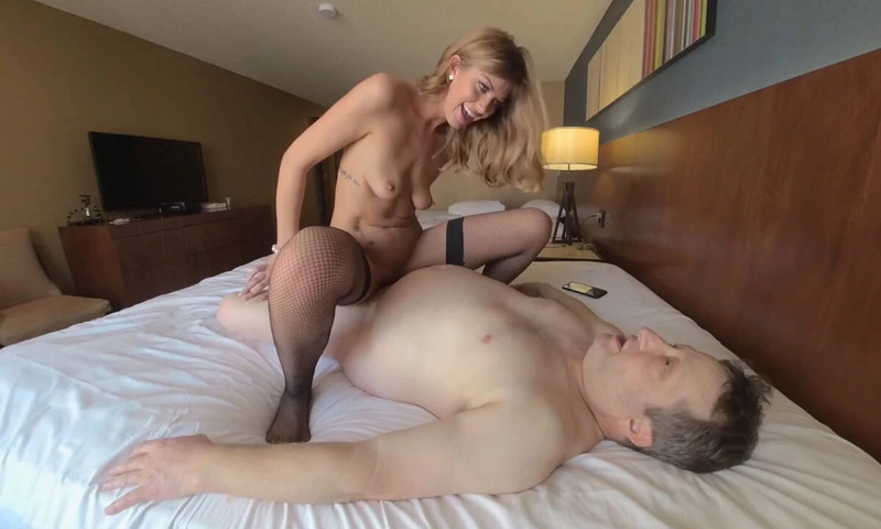 Leah Winters Makes Tad Pole Cum And Swallows In Part 3 3