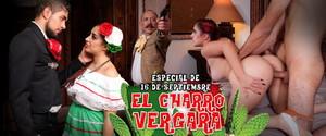 Sexmex - Especial 16 de Septiembre - El Charro Vergara [17-09-2021]
