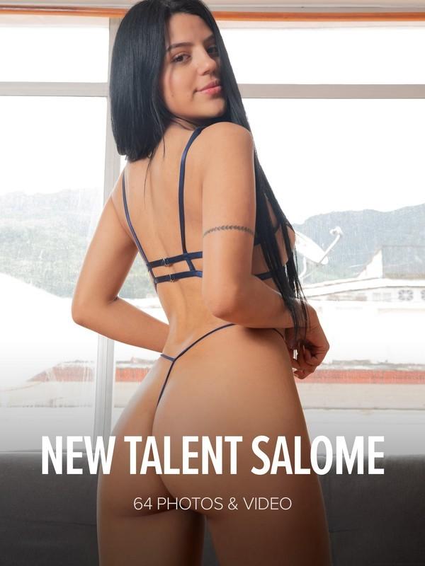 Salome - New Talent Salome (2021-09-18)