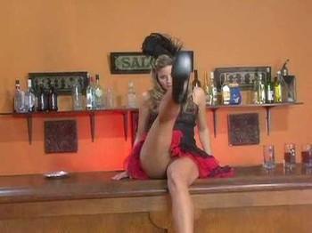 Monica Sweetheart - Virtual Lap Dance, 360p