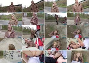 [PublicAgent/FakeHub] - Sicilia Crane - Student Actress Fucked Outside (2021 / FullHD 1080p)