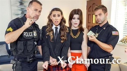Alex Kane, Mackenzie Mace - Cops And Stepdaughters [SD/360p]