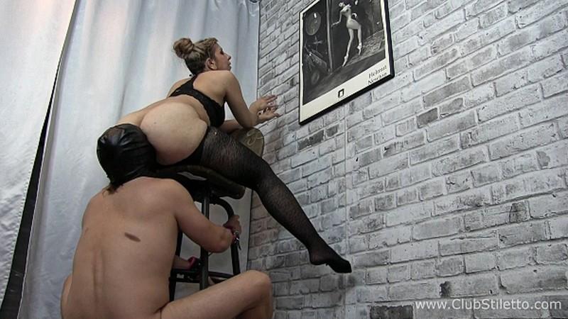 Amelias Dirty Stool Bound Ass Licker - Watch XXX Online [FullHD 1080P]