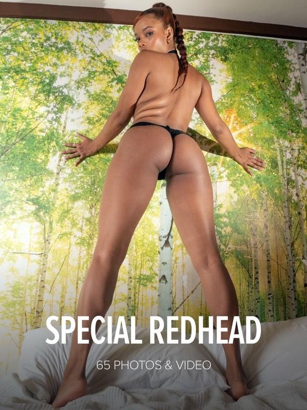 Alana Joness - Special Redhead (2021-09-22) Photoset+Video