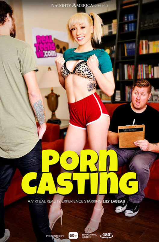 Porn Casting Lily Labeau Oculus