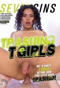 Trashing TGirls