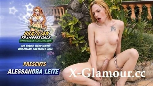"""Alessandra Leite in """"Louie Damazo, Grooby Productions."""" [HD]"""