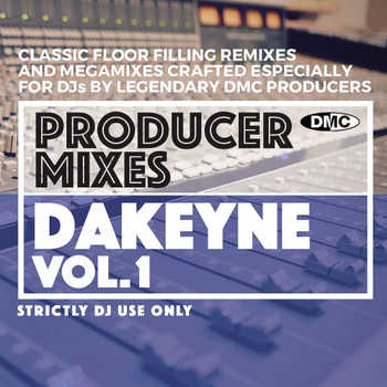 DMC Producer Mixes Paul Dakeyne Volume 1 (2021) Full Albüm İndir