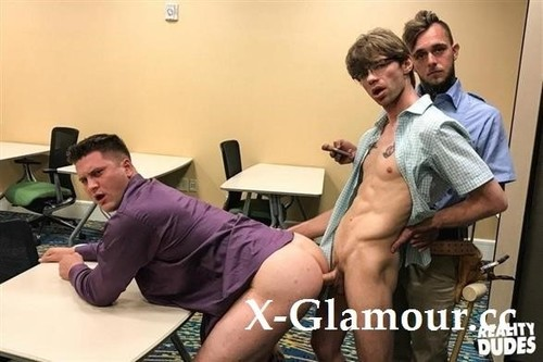 """Amateurs in """"Dudes In Public 26 - The Classroom"""" [HD]"""