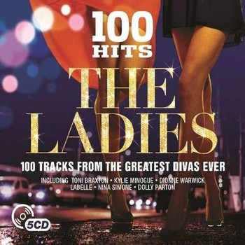 100 Hits The Ladies (5CD) (2015) Full Albüm İndir