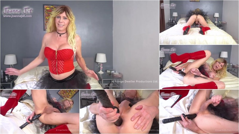 Joanna Jet - Me and You 479  Little Red Riding Boots [HD 720p]