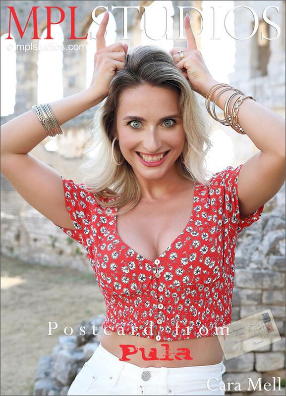 Cara Mell - Postcard from Pula (2021-10-04)