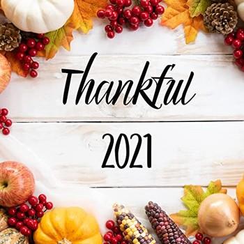 Thankful 2021 (2021) Full Albüm İndir